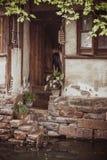 Zhouzhuang. Travel in Asia.  Zhouzhuang - ancient town in Jiangsu province, China Royalty Free Stock Images