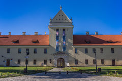 Zhovkva castle Royalty Free Stock Photos