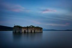 Zhrebchevo Dam, Bulgaria Stock Image