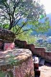 Zhuangyun stone Stock Image