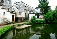 Zhuge-bagua Dorf, die alte Stadt des Porzellans lizenzfreie stockbilder