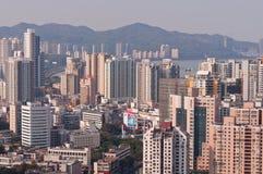 Xiangzhou District, Zhuhai, China Royalty Free Stock Photo