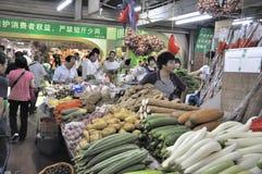 Zhuhai,china: market Stock Photography