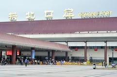 Zhuhai, Gongbei port Stock Photography