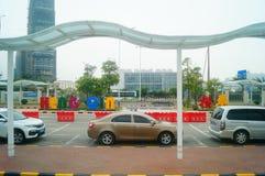 Zhuhai Hengqin port Stock Photos