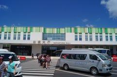 Zhuhai Hengqin port Royalty Free Stock Photo