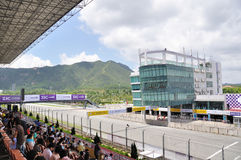 Zhuhai International Circuit Royalty Free Stock Images