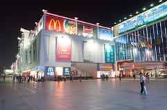 Zhuhai, plaza di acquisto Fotografia Stock