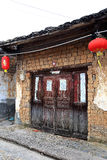 Zhuji ancient lane in China. Zhuji ancient lane in nanxiong city,guangdong ,china The ancient lane with one thousand more than one hundred years Photo taken on stock images