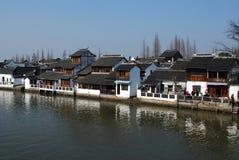 Zhujiajiao Foto de archivo libre de regalías