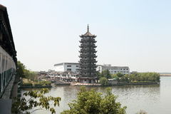 zhujiajiao Στοκ Εικόνες