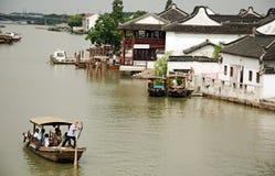 Zhujiajiao Stock Photo