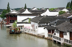 Zhujiajiao Royalty Free Stock Photos
