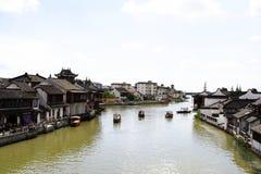 Zhujiajiao - Shanghai, China Royalty Free Stock Photography