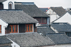 Zhujiajiao Town in Shanghai Stock Photo