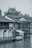 Zhujiajiao Town in Shanghai Royalty Free Stock Images