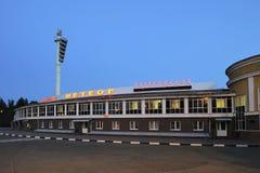 Zhukovsky, athletics stadium Meteor Stock Photography