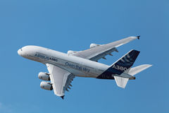 A380 Stock Photo