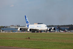A380 Royalty Free Stock Photos