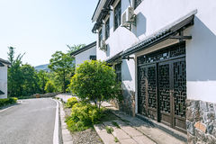Zhuxian Art blocks view royalty free stock image