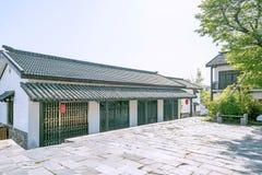 Zhuxian Art blocks view stock photo