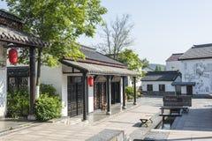 Zhuxian (bamboo) Art blocks royalty free stock photography