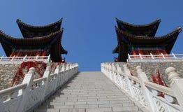 ZhuYu Spitze Lizenzfreie Stockbilder