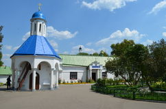 Zhyrovіchy , village, Grodno region Stock Images
