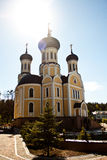 Zhytomyr St. Anastasias Stauropegial Convent Royalty Free Stock Image