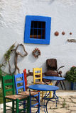 Zia. Ilha de Kos Grécia Imagens de Stock