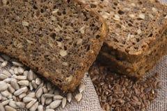 ziarna chlebowa cała Obrazy Royalty Free