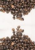 Ziarna kawa zdjęcia stock