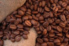 ziarna kawy Zdjęcia Royalty Free