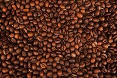 ziarna kawy, konsystencja Obrazy Royalty Free