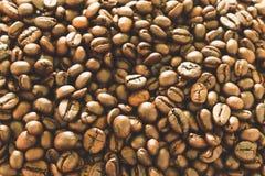 ziarna kawy, konsystencja Obraz Royalty Free