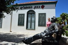 Zichron Yaakov - Израиль Стоковые Фото
