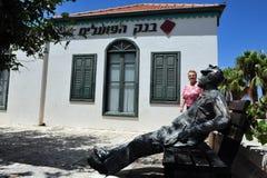 Zichron Yaakov -以色列 库存照片