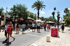 Zichron Yaakov - l'Israël Images stock