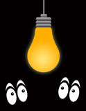 Zie het licht Royalty-vrije Stock Foto