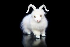 Ziege oder Schafe das Symbol 2015-jährig Lizenzfreie Stockfotografie