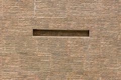 Ziegelstein benutzt als Hintergrund lizenzfreie stockfotografie