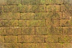 Ziegelstein-Block-Wand-Hintergrund, Noen Wong Fortress Stockbilder