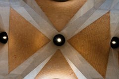 Ziegelstein-Decke Lizenzfreie Stockbilder