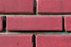 Ziegelstein-Hintergrund Stockfoto