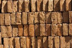 Ziegelstein-Hintergrund lizenzfreie stockfotos
