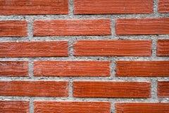 Ziegelstein-Hintergrundbeschaffenheit der Nahaufnahme natürliche im Freien lizenzfreie stockbilder