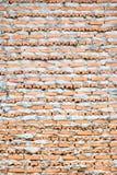 Ziegelstein-Schicht-Wand Lizenzfreie Stockfotos