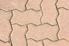 Ziegelstein-Steinfliesen lizenzfreies stockbild