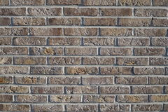 Ziegelstein-Steinwand-Beschaffenheit Stockfotografie