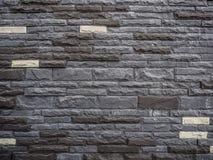 Ziegelstein-Wandhintergrund Stockfotos